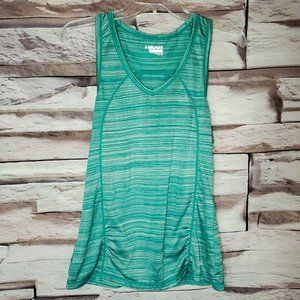 Head Tank Top Workout Exercise Running Top M